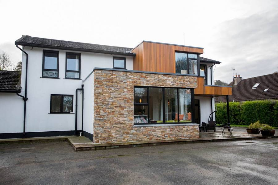 3 tips for building a house extension sigma homes for Design my own home extension