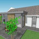 rear house extension advice image