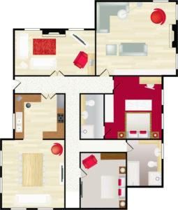 4 Things To Consider When Building A New Home - floor plan