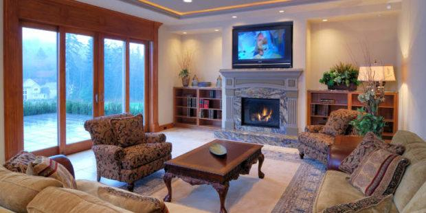 Building A New Living Room: 2 Important Elements To Consider