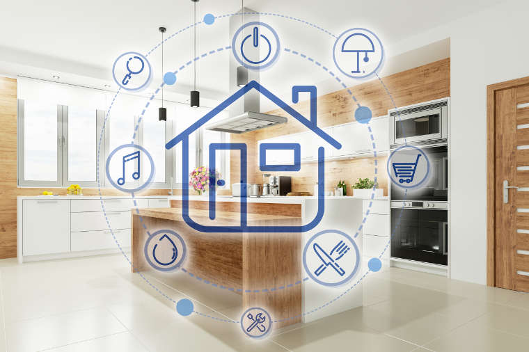 Incorporating Technology Into Your New Look Home Sigma